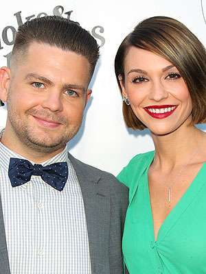 Jack Osbourne and Lisa Osbourne