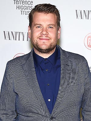 james corden height