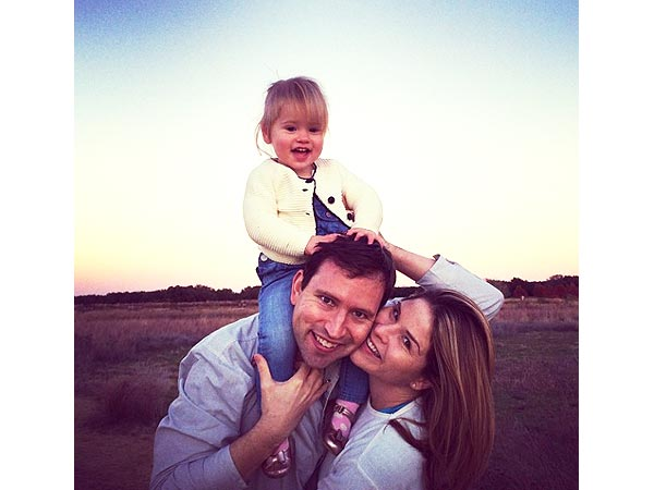 Jenna Bush Hager husband Henry daughter Mila