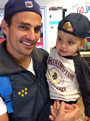 Bill Rancic and Duke