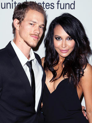 Naya Rivera Pregnant Expecting First Child Ryan Dorsey