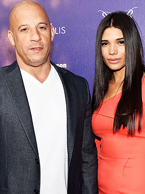 Vin Diesel Paloma Jimenez Third Child
