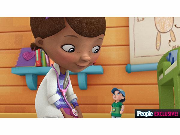 Dot-Marie Jones Disney Doc McStuffins