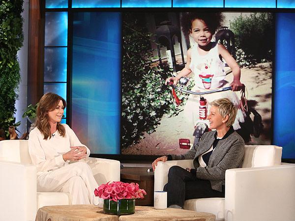 Ellen Pompeo Ellen DeGeneres Show