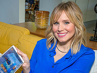 Kristen Bell: I'm Worried My Daughters Won't Like Frozen | Kristen Bell
