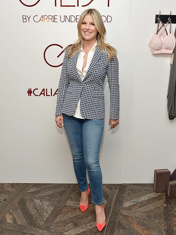Ali Larter CALIA launch