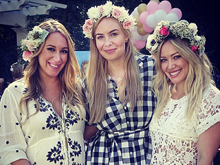 Inside Haylie Duff's Chic Baby Shower – See the Photos!