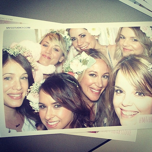 Inside Haylie Duff\'s Chic Baby Shower – Moms & Babies – Celebrity ...