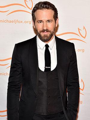 Ryan Reynolds Blake Lively Name Daughter James