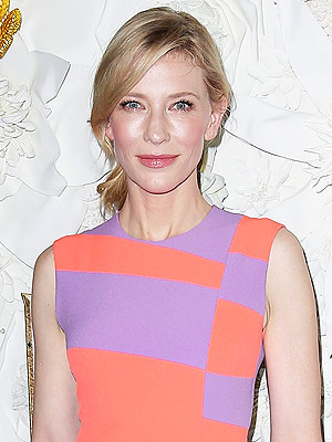 Cate Blanchett Besotted with Daughter