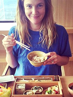 Drew Barrymore's Tokyo Food Tour
