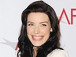 Jessica Paré Welcomes Son Blues Anthony
