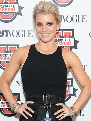 Jessica Simpson Teen Vogue Fashion University
