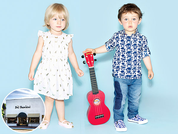 Bel Bambini Spring Must-Haves
