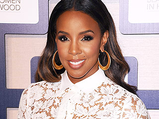 Kelly Rowland Talks Play Dates with Beyoncé and Blue Ivy!