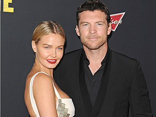 Sam Worthington and Lara Bingle's Son Is Named Rocket Zot