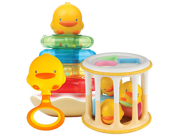 Easter Piyo duck toys