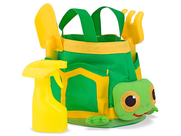 Melissa and Doug garden tote set