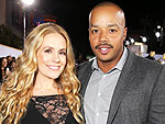 Donald Faison and CaCee Cobb Welcome Daughter Wilder Frances