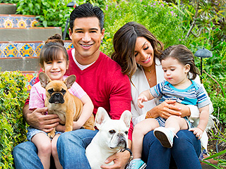 Mario Lopez: Things 'Will Get Very Real' with Another Baby