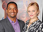 Alfonso Ribeiro Welcomes Son Anders Reyn