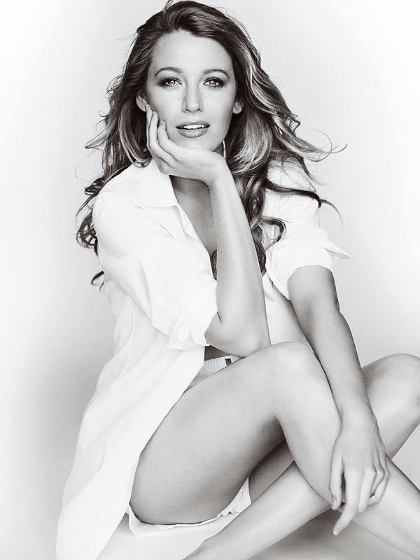 Blake Lively Allure magazine