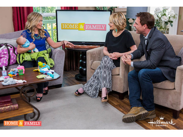 Debbie Matenopoulos Home and Family