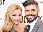 Katherine Jenkins Welcomes Daughter Aaliyah Reign