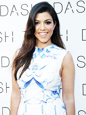 Kourtney Kardashian son Reign Ashton name