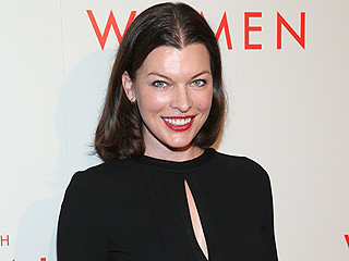 New Mom Milla Jovovich Jokes That She's a 'Milk Manufacturing Facility'