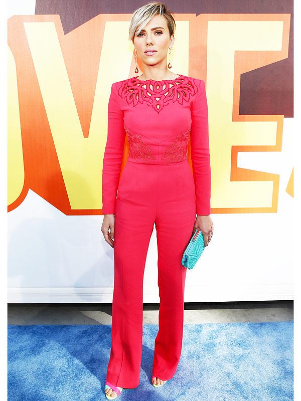 Scarlett Johansson motherhood MTV awards