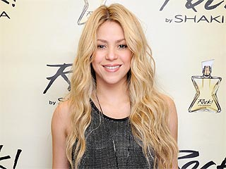 Aw! Shakira Shares Sweet New Snap of Son Sasha