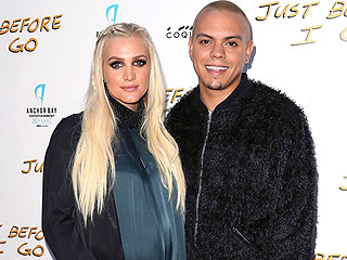 Ashlee Simpson and Evan Ross Have Family Night Out with Mom Diana Ross | Ashlee Simpson, Evan Ross