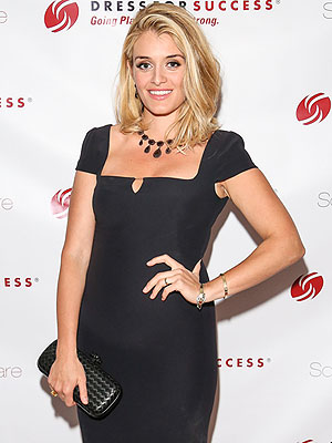 Daphne Oz Pregnant Expecting Second Child