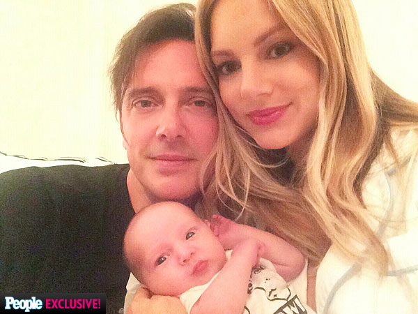 Donovan Leitch Libby Mintz Welcome Son Donovan Evers