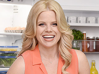 Megan Hilty: Why Losing the Pregnancy Pounds Was Not My Priority