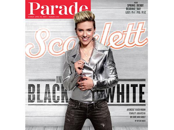 Scarlett Johansson Parade