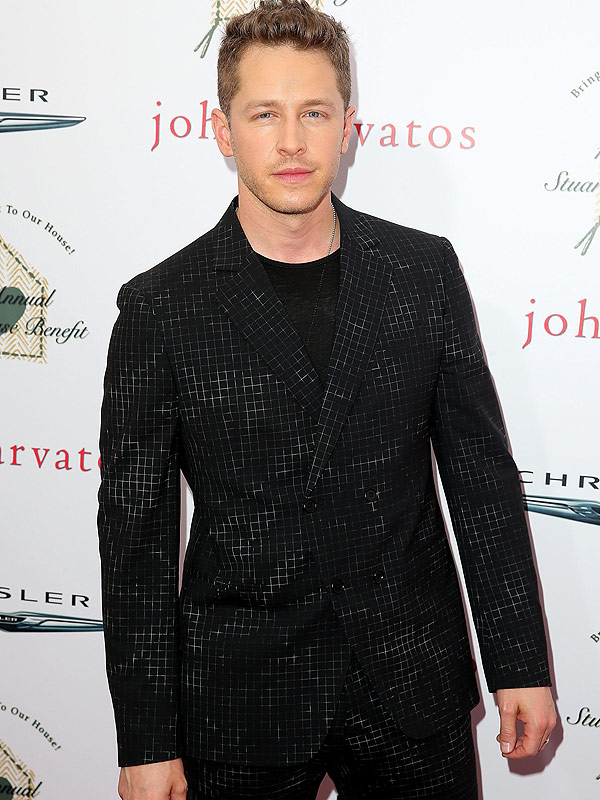 Josh Dallas Stuart House Benefit