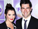 Max Greenfield Welcomes Son Ozzie James