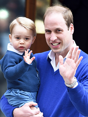 Prince George's Hospital Outfit