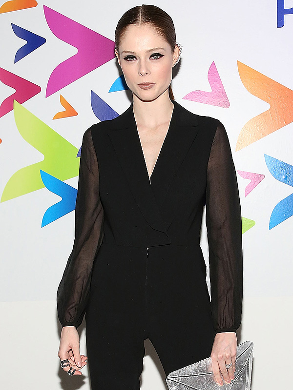 Coco Rocha daughter's name Plenti