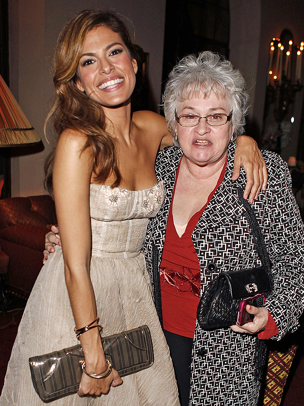 Eva Mendes Mother's Day