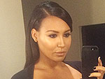 Naya Rivera's Blog: My Fabulous First Trimester