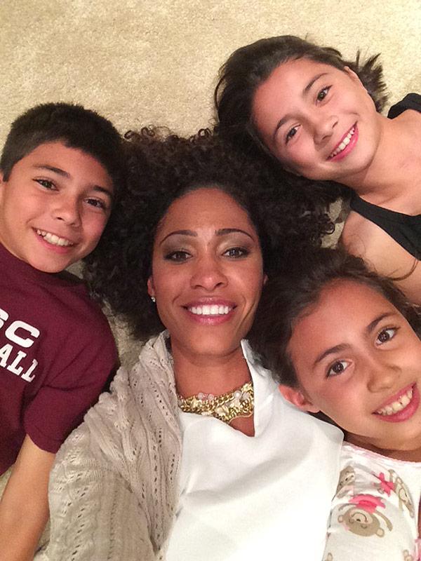 Matt Barnes Nba >> Sage Steele's Blog: No, I'm Not the Nanny | PEOPLE.com