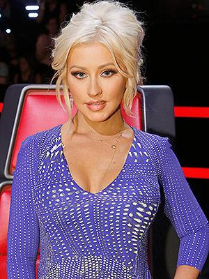 Christina Aguilera Celebrates Mother's Day with Her Kids – Moms ...  Christina Aguilera