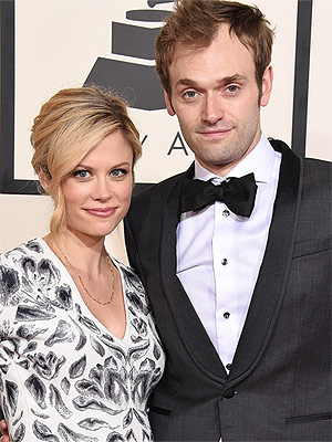 Claire Coffee Welcomes Son