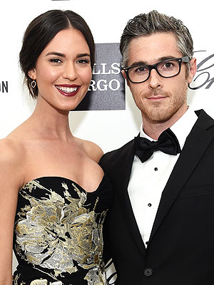 Dave Annable Odette Yustman Pregnant Expecting First Child