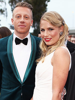 Macklemore Welcomes Daughter Sloane Ava Simone Moms