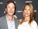 Bode Miller Welcomes Son Nash Skan
