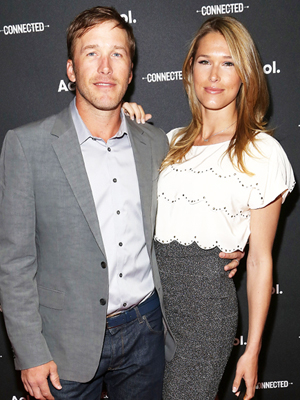 Bode Miller Welcomes Son